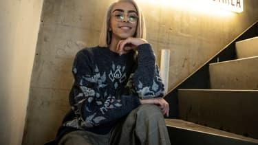 Bilal Hassani le 28 janvier 2019 à Paris