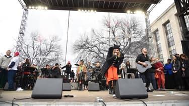 Madonna a appelé à la révolution.