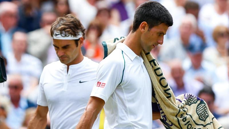 Le père de Djokovic allume Federer