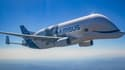 Le BelugaXL est un avion cargo destiné à transporter des pièces d'appareils entre les différents sites de production d'Airbus en Europe.