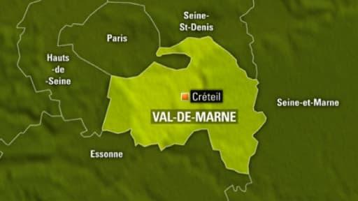 L'agression des deux hommes a eu lieu samedi soir à la sotie de la synagogue de Créteil