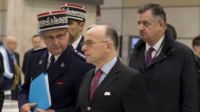 Bernard Cazeneuve, le 3 décembre 2015