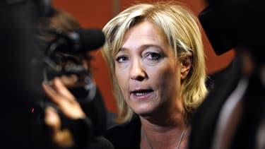 Par la voie d'un conseiller de Marine Le Pen, le FN a réagi sérieusement à la victoire des Bleus contre l'Ukraine.