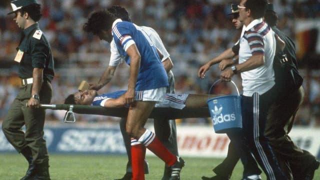 France-Allemagne 1982, un match unique et historique.