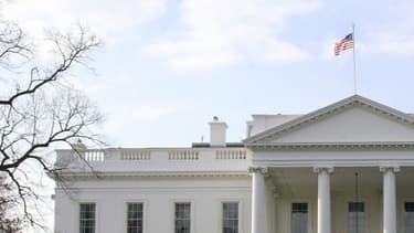 La Maison blanche, à Washington.
