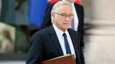 François Rebsamen, le 10 septembre 2014.