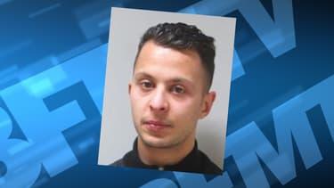 Une photo de Salah Abdeslam diffusée par la police belge.