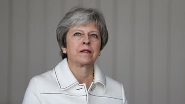 La Première ministre britannique Theresa May