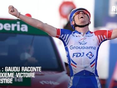 Vuelta : Gaudu raconte sa deuxième victoire de prestige