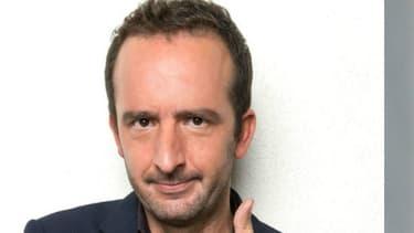 François Hollande a reçu Cyrille Eldin à l'improviste, un jour que l'animateur passait devant l'Elysée.