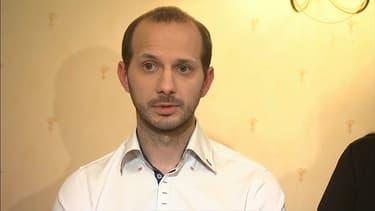 Grégory Gay, le beau-frère de Jonathann Daval. - BFMTV