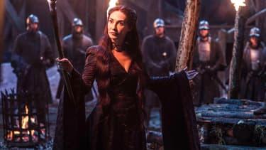 Carice van Houten dans le rôle de Melisandre dans Game Of Thrones