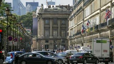 Anne Hidalgo a réaffirmé le 10 juin sa volonté de bannir de Paris tous les véhicules diesel d'ici à 2020.