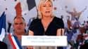 Marine Le Pen peine à trouver des financements pour sa campagne électorale.