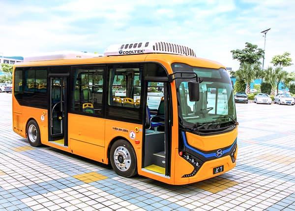 Midibus BYD  K7