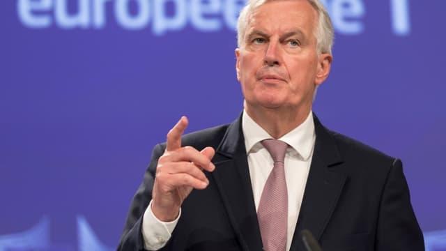 Michel Barnier, négociateur européen du Brexit