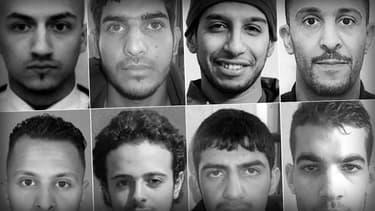 De nombreux personnages ont participé de près ou de loin à l'organisation des attentats.