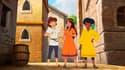 """""""Les cités d'or"""", un des multiples dessins animés du catalogue de TF1"""