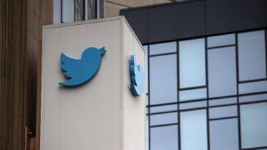 Le siège de Twitter, à San Francisco.