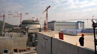 Les réacteurs en construction à Taishan