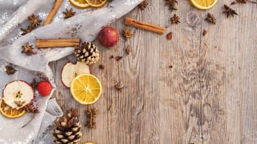 Décorez votre table de Noël