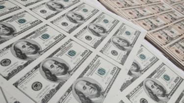"""Républicains et démocrates vont devoir trouver un compromis sur le budget américain d'ici début septembre pour éviter la """"falaise fiscale""""."""