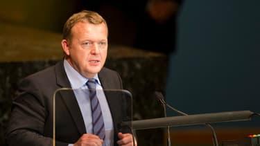 Lars Løkke Rasmussen, Premier ministre du Danemark
