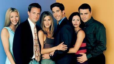 """Les six héros de """"Friends"""""""
