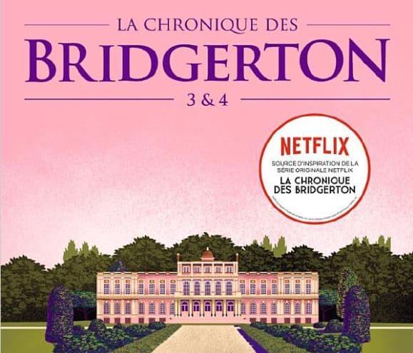 """La saga littéraire """"La Chronique des Bridgerton"""", de Julia Quinn."""