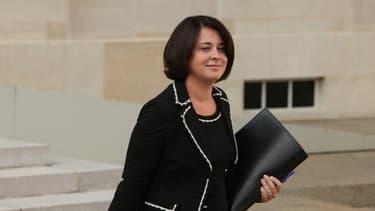 """Sylvia Pinel, ministre en charge de l""""Artisanat, défend une réforme du statut"""