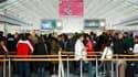 Le gouvernement prêt à recourir aux forces de l'ordre dans les aéroports. /Photo prise le 20 décembre 2011/REUTERS/Benoît Tessier