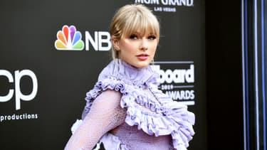 Taylor Swift aux Billboard Music Awards