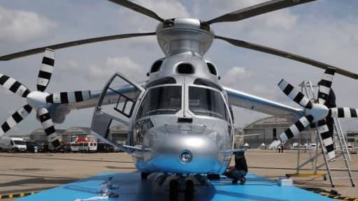 La Chine pourrait représenter un marché d'envergure sur les hélicoptères pour Airbus.