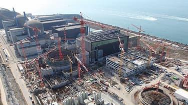 """Atlanco a été condamné  pour """"travail dissimulé"""" sur le chantier l'EPR de Flamanville."""