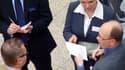 Plusieurs dizaines d'anciens employés, pré-retraités du Crédit Mutuel de Bretagne, vont être contraints de revenir travailler plusieurs mois dans leur entreprise. Conséquence inattendue de la réforme du gouvernement.