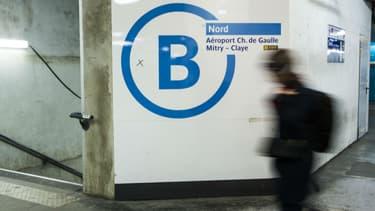 Le RER B est perturbé.