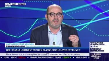 Pierre Chevillard (Pap.fr) : DPE, plus le logement est bien classé, plus le loyer est élevé ? - 08/06