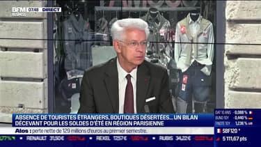 Didier Kling (CCI Paris Ile-de-France) : Un bilan décevant pour les soldes d'été en région parisienne - 28/07