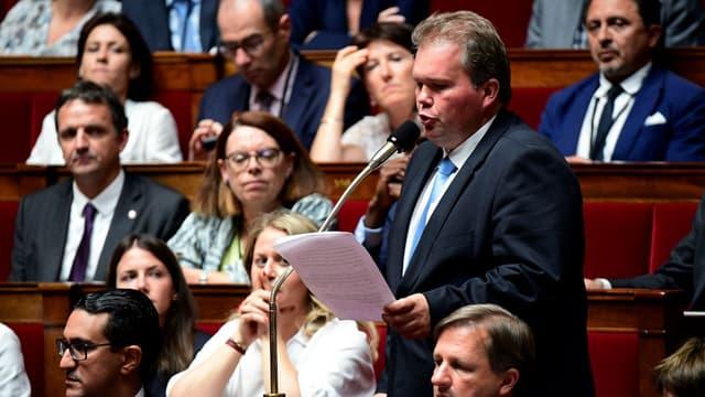 Séance de questions au gouvernement le 5 juillet 2017 à l'Assemblée nationale