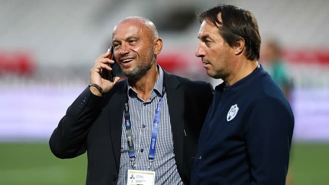 Jean-François Fontenau et Philippe Sella