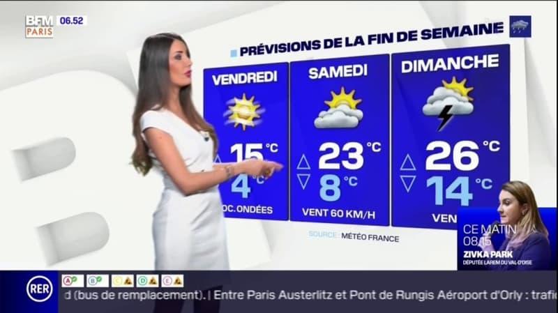 Météo Île-de-France: du vent et de la pluie ce jeudi
