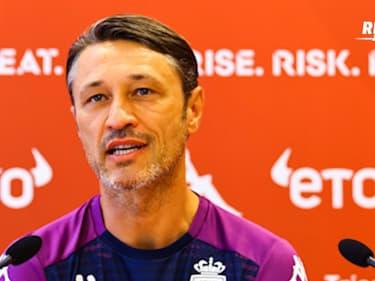 """Ligue des champions : """"Nous avons gagné contre le racisme"""" réagit Kovac après les incidents à Prague"""