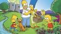 Les Simpson au grand complet