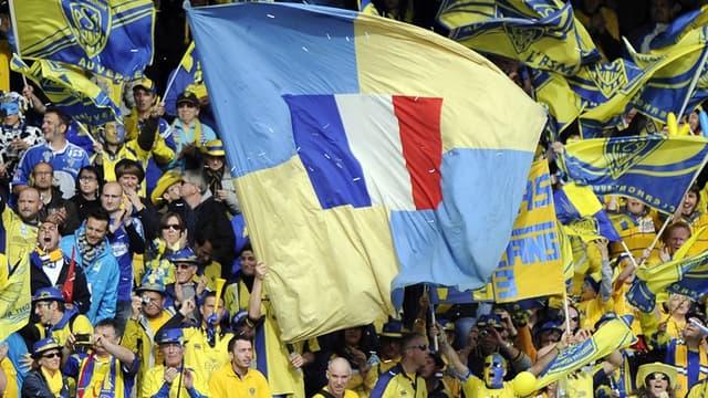 Les supporters de Clermont et de Toulon seront nombreux à Dublin