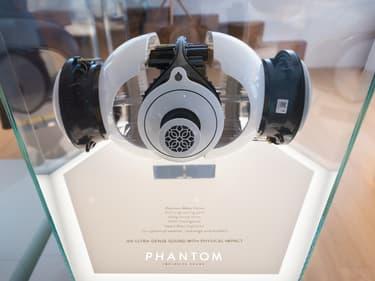 Phantom, l'enceinte phare de Devialet, est commercialisée en Chine.