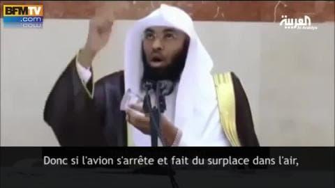 Un religieux saoudien tente de prouver que la Terre ne tourne pas