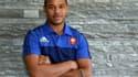 A 21 ans, Gaël Fickou va participer à sa première Coupe du monde.