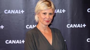 Maitena Biraben au lancement de la rentrée 2015 de Canal+