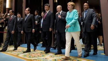 Les dirigeants du G20 se sont accordés pour s'opposer aux politiques protectionnistes.