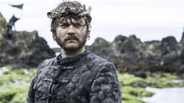Euron Greyjoy (Pilou Asbæk) dans Game of Thrones.